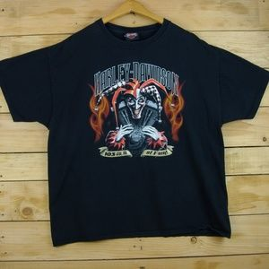 Harley-Davidson HD Joker Tee- 103 cu. in. of Fun!
